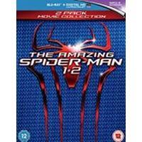 The Amazing Spider-Man 1-2 [Blu-ray]